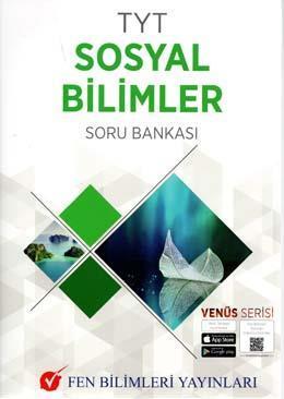 Fen Bilimleri Yayınları TYT Sosyal Bilimler Venüs Serisi Soru Bankası