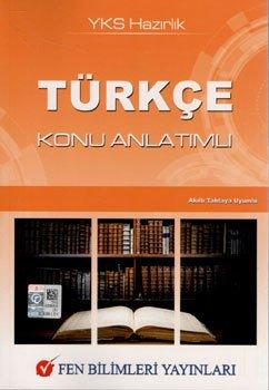 YKS Türkçe Konu Anlatımlı - Fen Bilimleri Yayınları