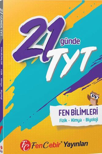 FenCebir Yayınları TYT 21 Günde Fen Bilimleri Soru Bankası