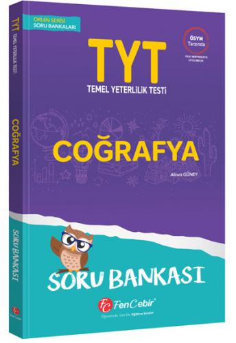 FenCebir TYT Coğrafya Soru Bankası