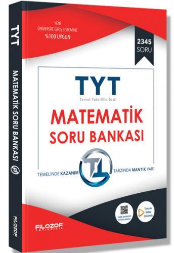 Filozof TYT Matematik Soru Bankası Tamamı Video Çözümlü 2345 Soru