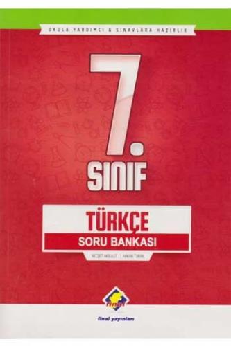 Final 7. Sınıf Türkçe Soru Bankası