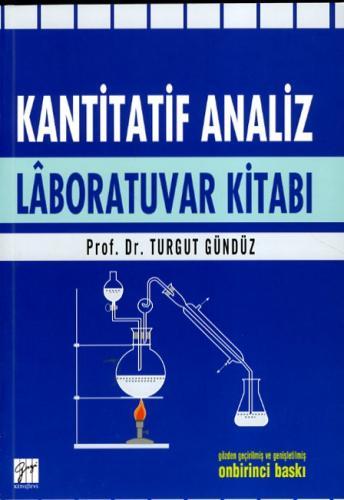 Gazi Kantitatif Analiz Labaratuvar Kitabı