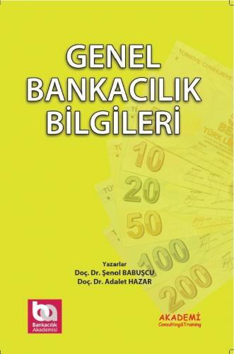 Akademi Genel Bankacılık Bilgileri