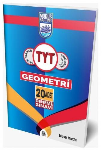 Modus Yayınları TYT Rafting Geometri 20 Deneme