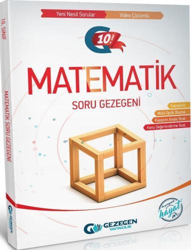 Gezegen Yayınları 10. Sınıf Matematik Soru Gezegeni