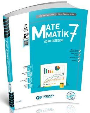 Gezegen Yayınları 7. Sınıf Matematik Soru Gezegeni