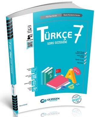 Gezegen Yayınları 7. Sınıf Türkçe Soru Gezegeni
