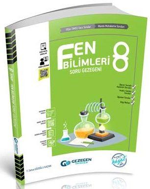 Gezegen Yayınları 8. Sınıf Fen Bilimleri Soru Gezegeni