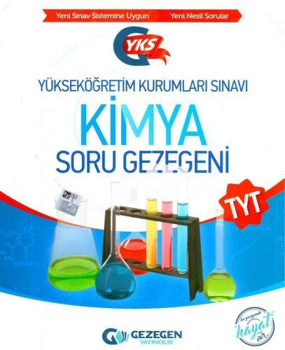 Gezegen YKS 1. Oturum TYT Kimya Soru Gezegeni