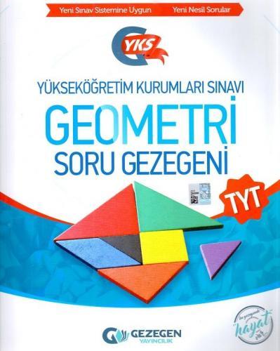 Gezegen YKS 1. ve 2. Oturum TYT Geometri Soru Gezegeni