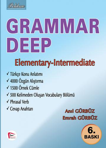 Grammar Deep Elementary - Intermediate