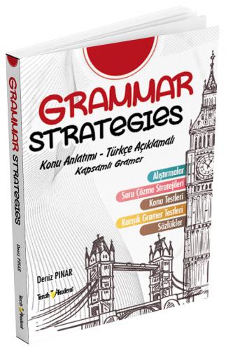 Grammar Strategies Türkçe Açıklamalı Kapsamlı Gramer Konu Anlatımı Den
