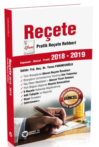 Güneş Tıp Reçete 2018 - 2019 Pratik Reçete Rehberi