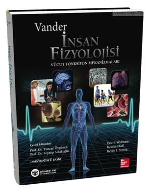 Güneş Tıp Vander İnsan Fizyolojisi