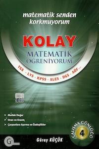 Gür Kolay Matematik 4