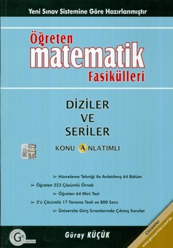 Gür Öğreten Matematik Fasikülleri Diziler ve Seriler