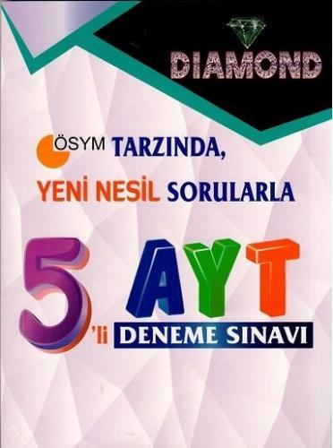 Gür Yayınları AYT DIAMOND 5 li Deneme Sınavı
