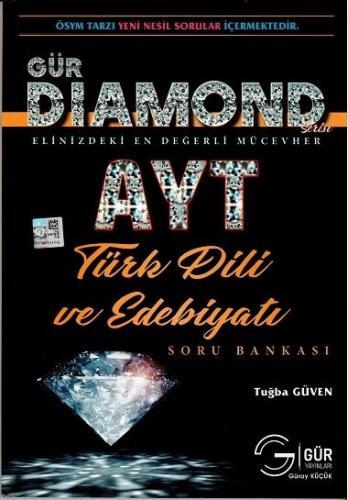 Gür Yayınları AYT Türk Dili ve Edebiyatı DIAMOND Soru Bankası