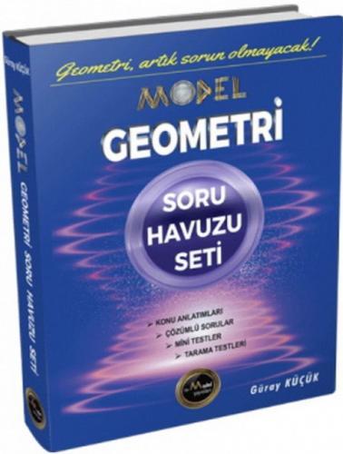Gür Yayınları Geometri Model Soru Havuzu Seti