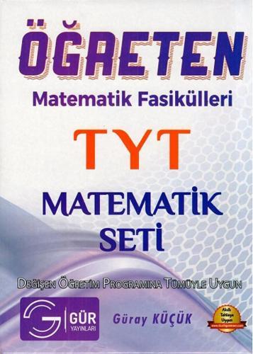 Gür Yayınları TYT Öğreten Matematik Fasikülleri Seti
