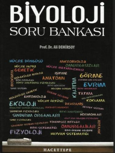 Hacettepe Biyoloji Soru Bankası
