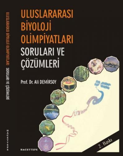 Hacettepe Uluslararası Biyoloji Olimpiyatları Soruları ve Çözümleri