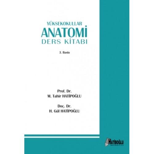 Hatiboğlu Yüksekokullar Anatomi Ders Kitabı