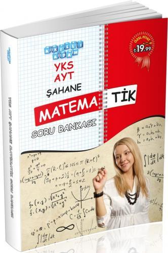 Akıllı Adam AYT Şahane Matematik Soru Bankası