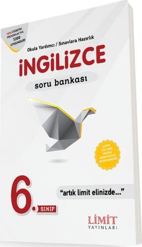 Limit  6. Sınıf İngilizce Soru Bankası