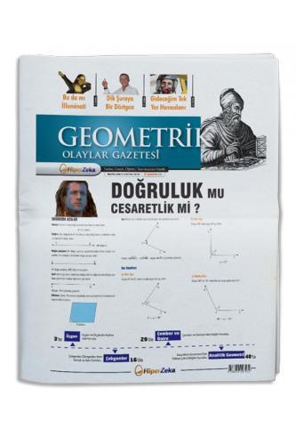 Hiper Zeka Tüm Sınavlar İçin Geometrik Olaylar Gazetesi