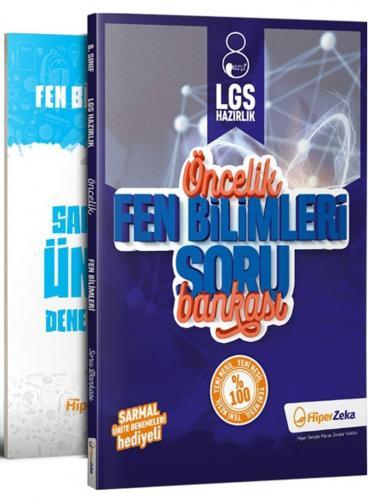 Hiper Zeka Yayınları 8. Sınıf LGS Fen Bilimleri Öncelik Soru Bankası