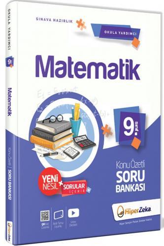 Hiper Zeka Yayınları 9. Sınıf Matematik Konu Özetli Soru Bankası