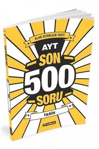 Hız AYT Son 500 Soru Coğrafya