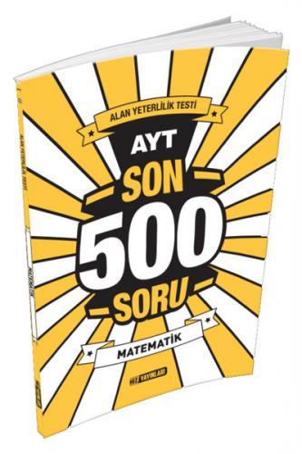 Hız AYT Son 500 Soru Matematik