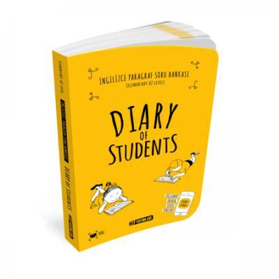 Hız Diary Of Students İngilizce Paragraf Soru Bankası