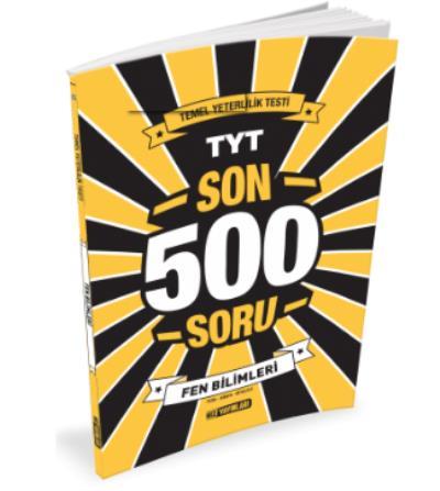 Hız TYT Son 500 Soru Fen Bilimleri