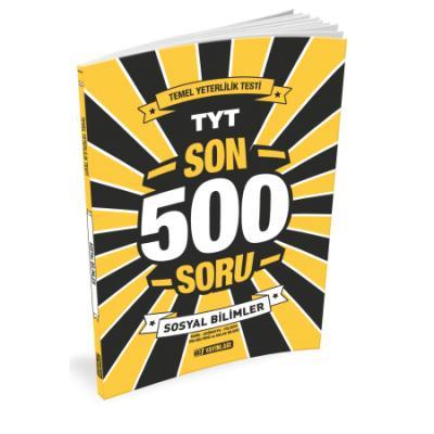 Hız TYT Son 500 Soru Sosyal Bilimler