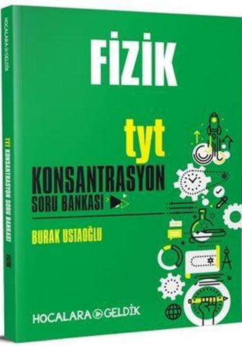 Hocalara Geldik TYT Fizik Konsantrasyon Soru Bankası