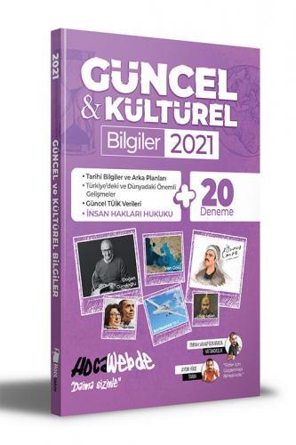 Hocawebde Yayınları 2021 Güncel ve Kültürel Bilgiler 20 Deneme İlaveli