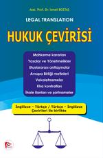 Hukuk Çevirisi - İsmail Boztaş