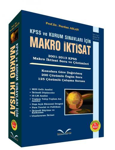 İkinci Sayfa Makro İktisat KPSS ve Kurum Sınavları için - Nurdan Aslan