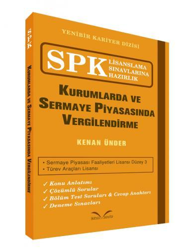 İkinci Sayfa SPK Kurumlarda ve Sermaye Piyasasında Vergilendirme - Ken