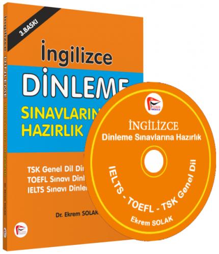 İngilizce Dinleme Sınavlarına Hazırlık CD'li