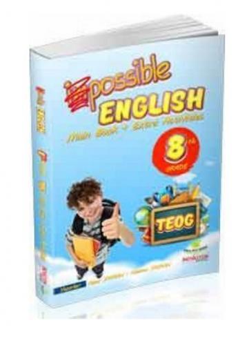 İnovasyon 8. Sınıf Possible English Main Book + Extra Activities