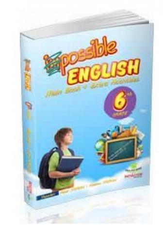 İnovasyon Yayıncılık 6. Sınıf Possible English Main Book + Extra Activities