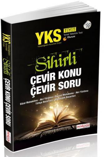 İnovasyon YKS 1. Oturum TYT Çevir Konu Çevir Soru