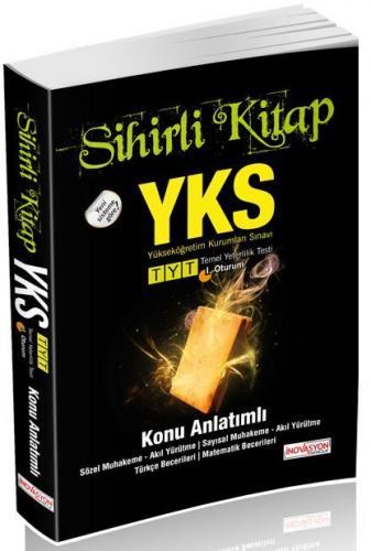 İnovasyon YKS 1. Oturum TYT Konu Anlatımlı