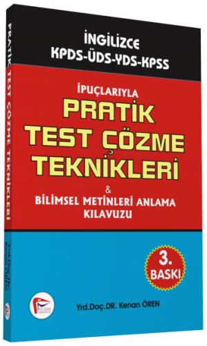 İpuçlarıyla Pratik Test Çözüm Teknikleri - Bilimsel Metinleri Anlama Kılavuzu