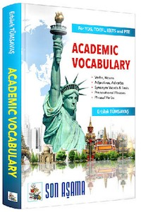 İrem Academic Vocabulary For YDS TOEFL IELTSPTE
